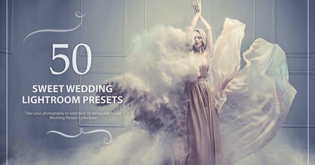 Download 50 Sweet Wedding Lightroom Presets by Eldamar_Studio