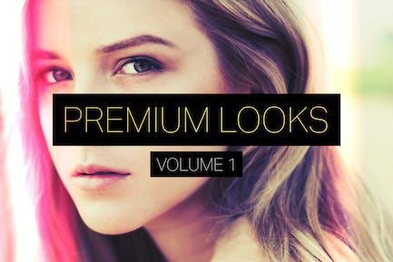 Premium Looks Photoshop Actions (Vol. 1)