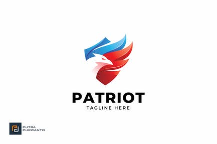 Patriot - Logo Template