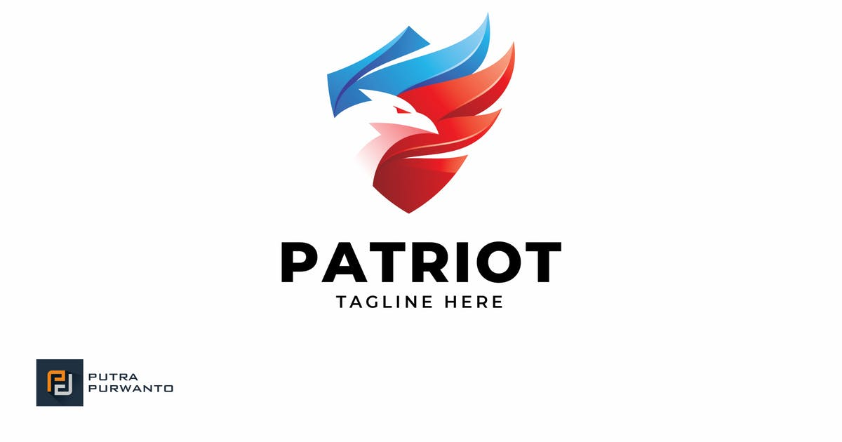 Download Patriot - Logo Template by putra_purwanto