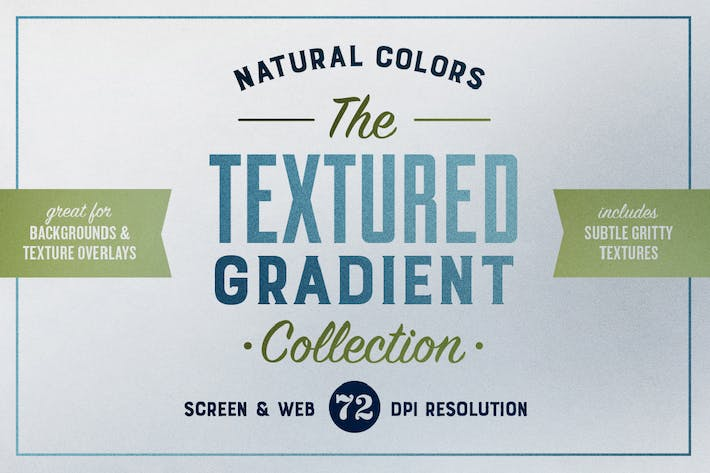 Thumbnail for 72 dpi Natural Gradient Textured Backgrounds