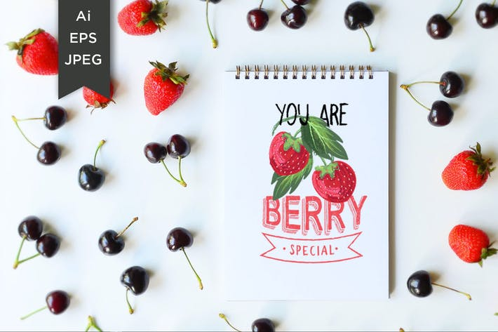 Thumbnail for You are berry special