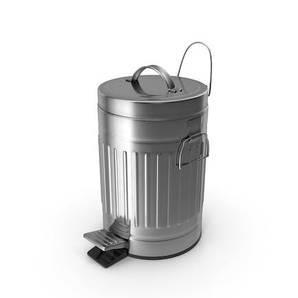 Pedal Trash Bin