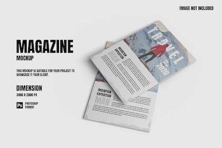 Magazine - Mockup