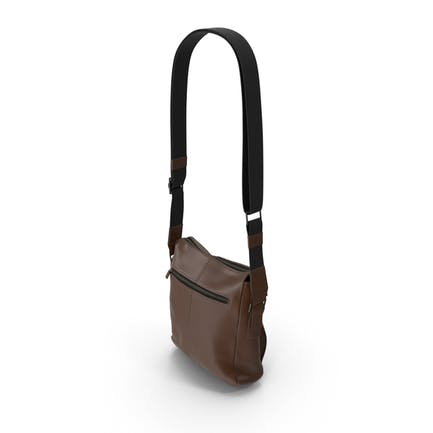 Herren Tasche Braun