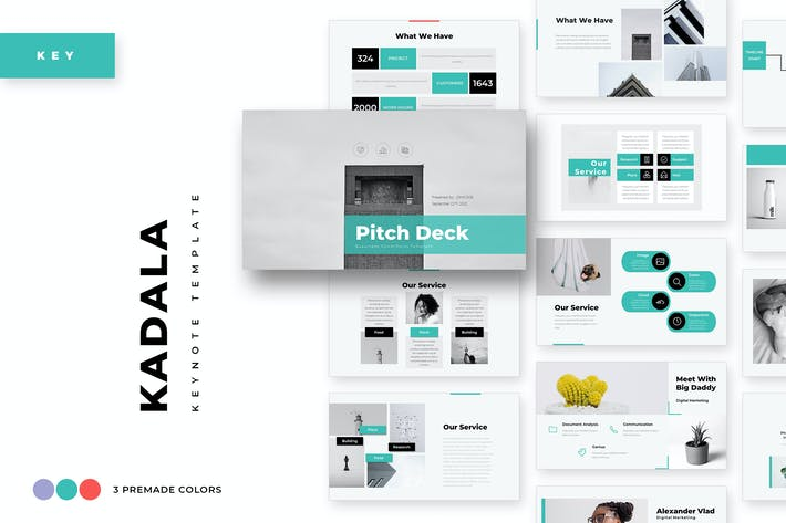 Thumbnail for Kadala Business Keynote