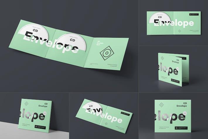 Thumbnail for CD Digi Pack Mock-up 7