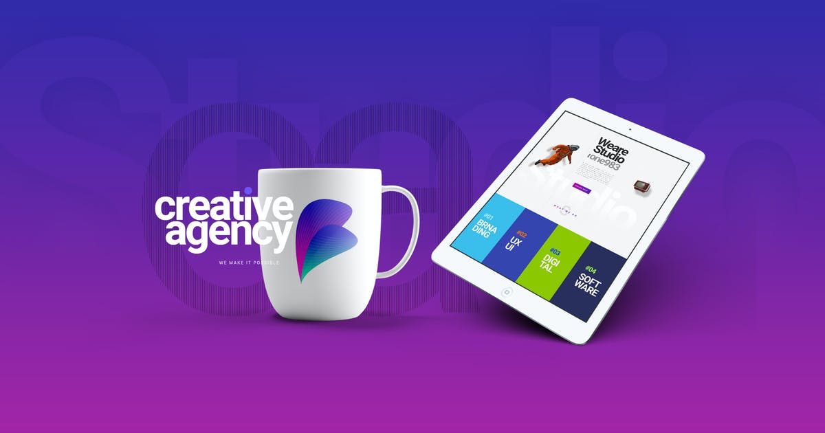 Download STUDIO   A Creative Agency Multipurpose UI kit by Unknow