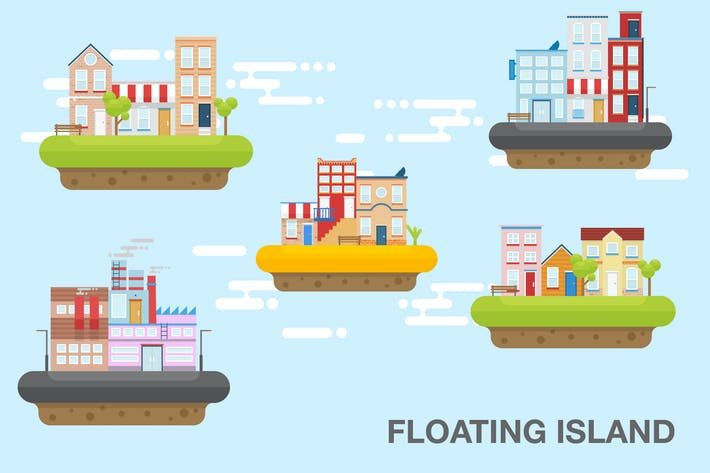 Thumbnail for Floating Island