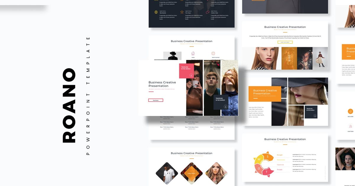 Download Roano - Powerpoint Template by aqrstudio