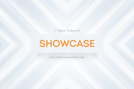 Light Showcase Backgrounds