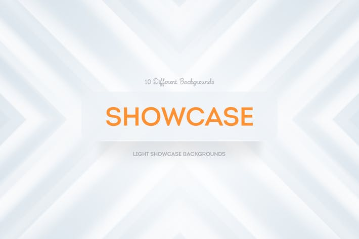 Thumbnail for Light Showcase Backgrounds
