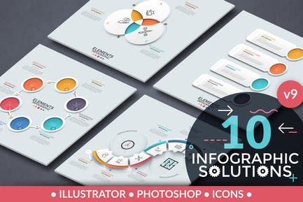 Infographic Solutions. Part 9