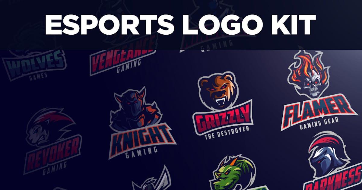 Download Esports Logo Kit by Suhandi