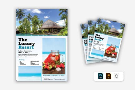 Resort Flyer