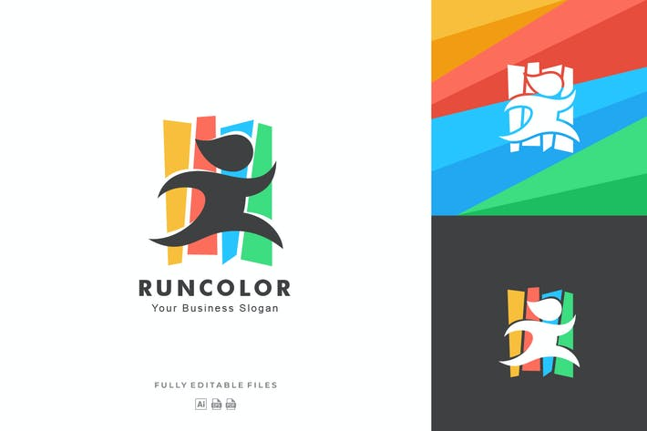 Thumbnail for Runner Color Logo