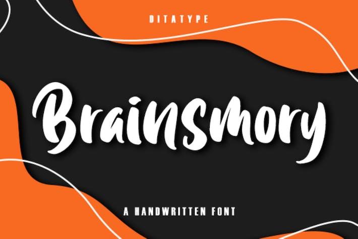 Thumbnail for Fuente Brainsmory-manuscrita