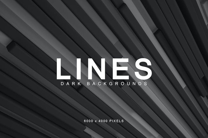 Dark Lines Backgrounds