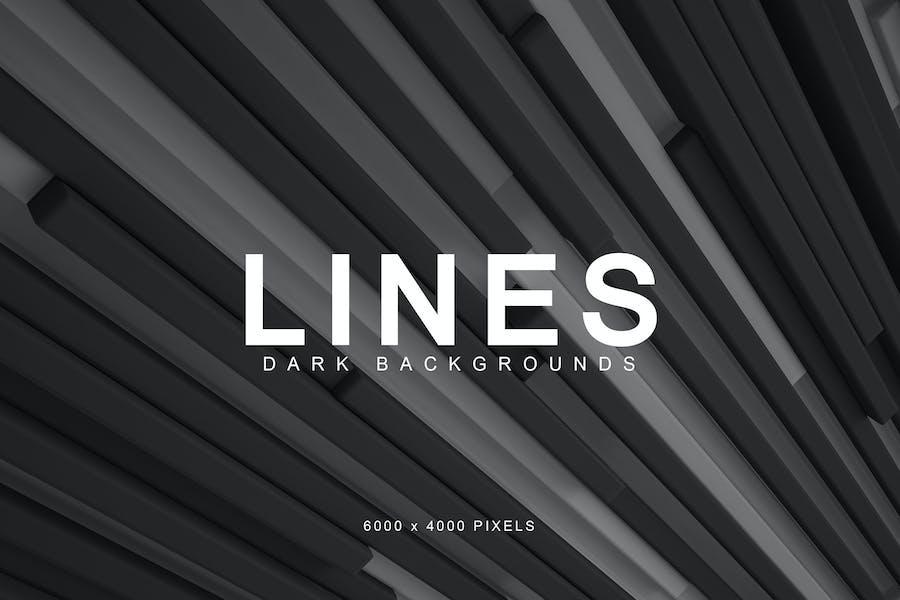 Dark Lines Backgrounds