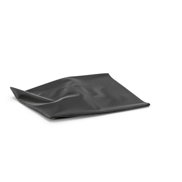 Мешок для мусора черный