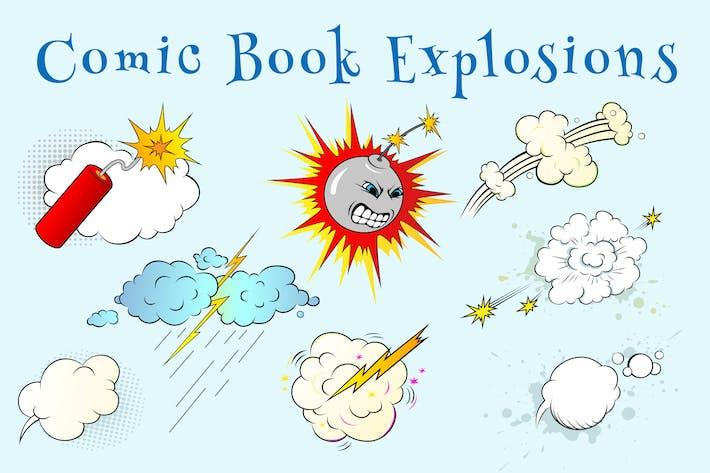 Explosiones de cóLibro