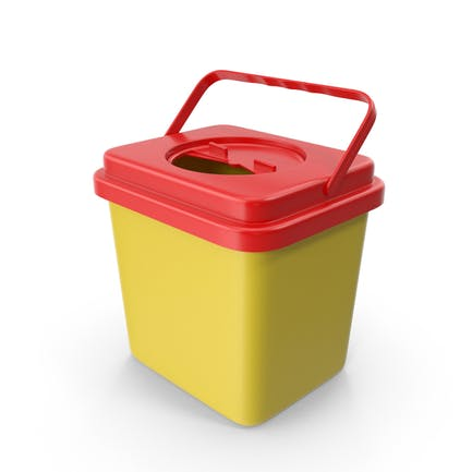 Medical Waste Disposal Sharps Container