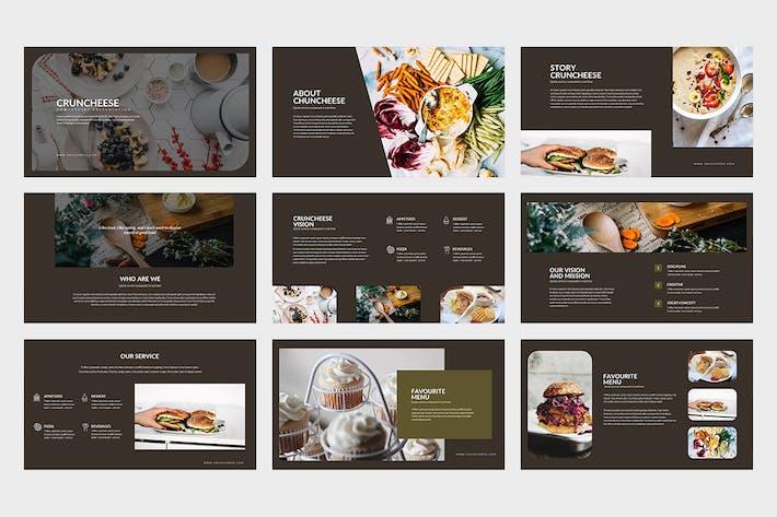 Thumbnail for Cruncheese : Keynote Presentation