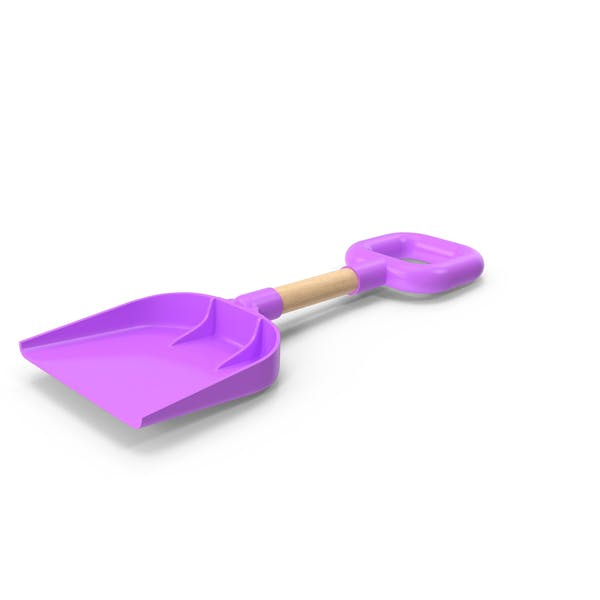 Beach Shovel Violet