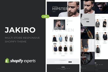 Jakiro | Multitienda Responsivo Shopify Tema