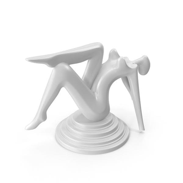 Thumbnail for Женская скульптура