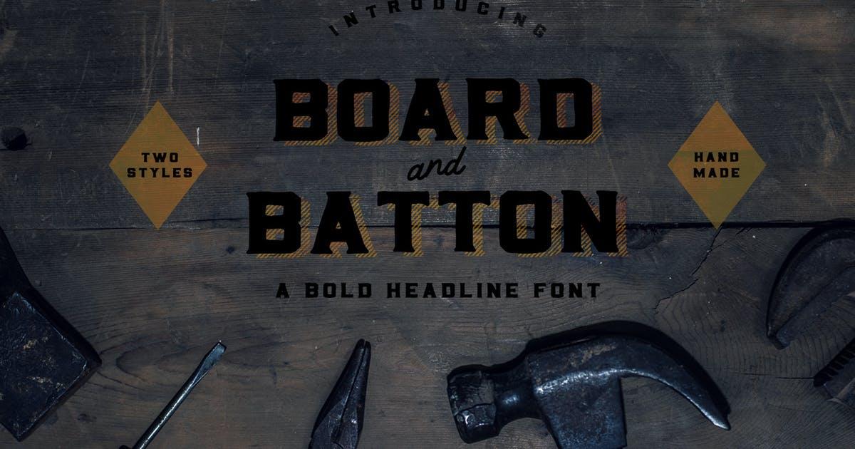 Download Board + Batton by thinkmake