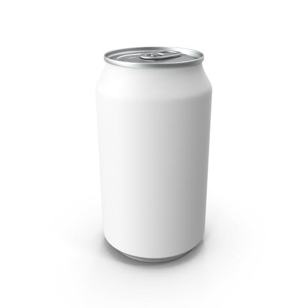 330ml Soda Can Mockup