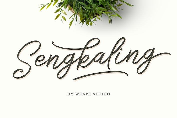 Thumbnail for Sengkaling Script