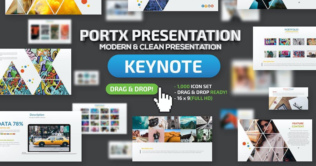 Download Portx Keynote Presentation by mamanamsai