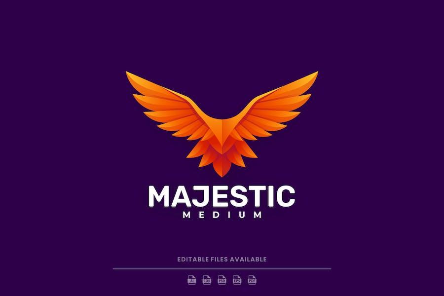 Phoenix Gradient Logo