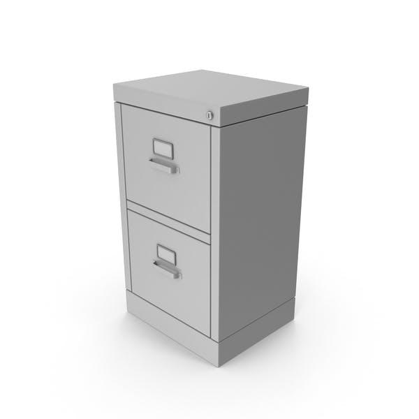 Filling Cabinet Gray