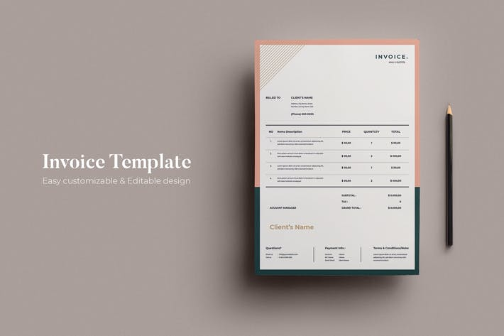 Thumbnail for AFR - Invoice Design.01