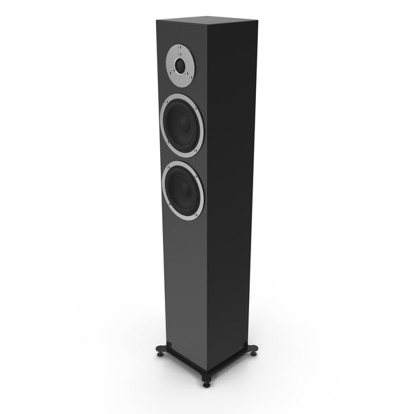 Thumbnail for Floor Speaker Black