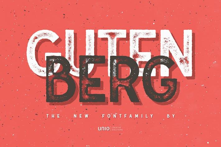Gutenberg - Font Family