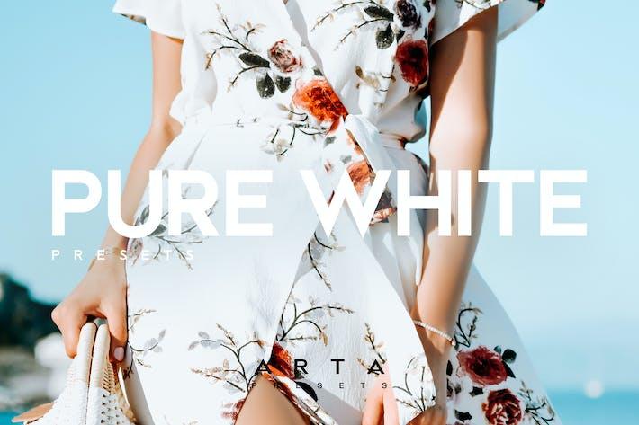 Пресеты ARTA | White 2 | Для мобильных и настольных ПК
