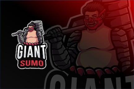 Giant Sumo Logo Template