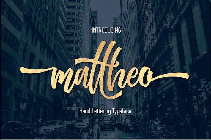 Thumbnail for MATTHEO