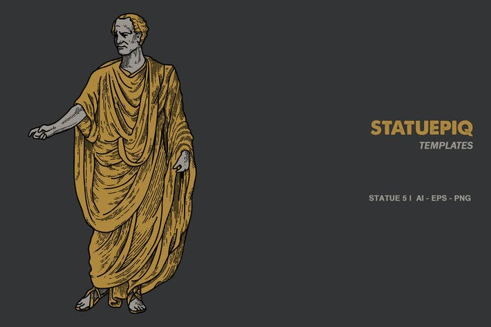 Thumbnail for Roman People Illustration