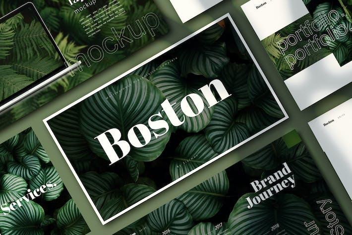 Thumbnail for Бостонская презентация - Powerpoint