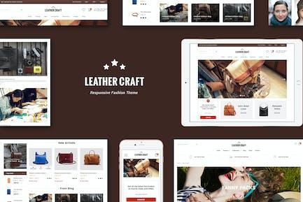 Leather - Responsive Fashion Shopify Theme