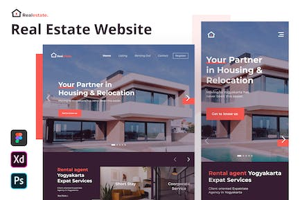 Immobilier - Site immobilier