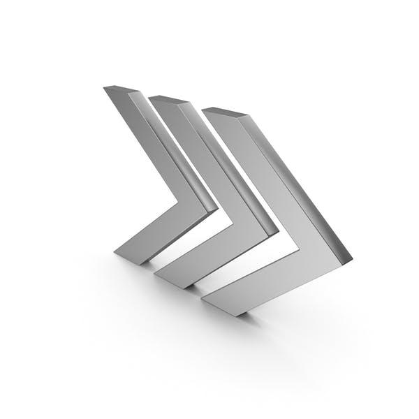 Silver Arrow Symbol