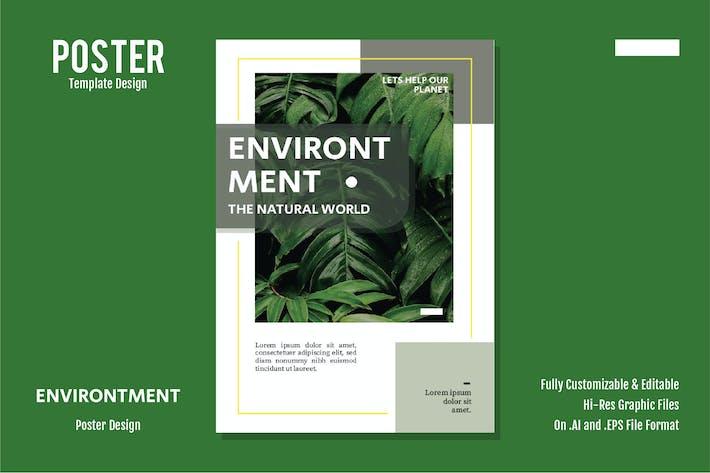 Affiche Environnement
