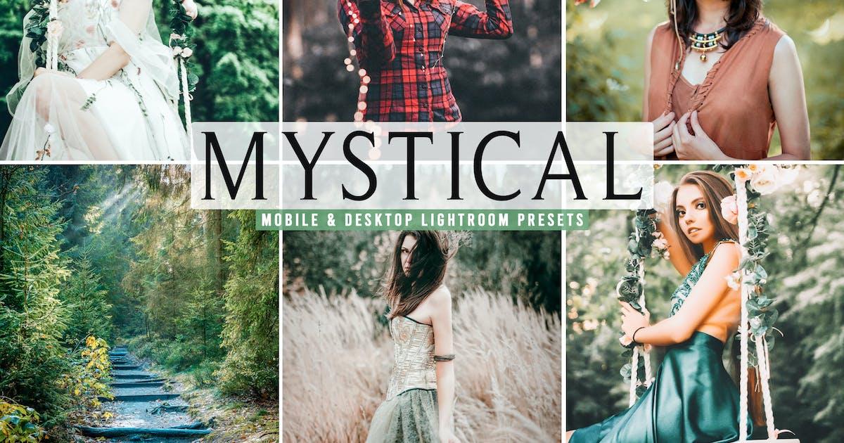 Download Mystical Mobile & Desktop Lightroom Presets by creativetacos