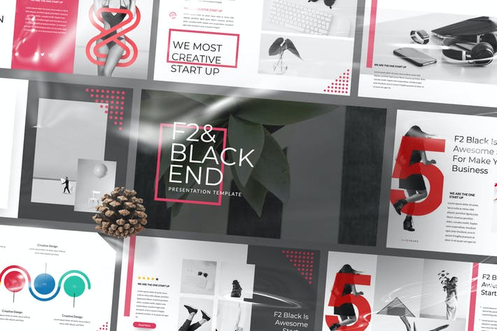 Thumbnail for F2 и черный конец Powerpoint
